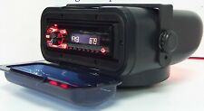 Overhead/Dash Mount Stereo Radio CD ATV UTV Golf Cart Dune Buggy Tractor Camper