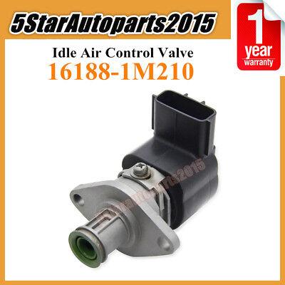 OEM 16188-1M210 Idle Air Control Valve for 1995-1996 Nissan 200SX Sentra 1.6L L4