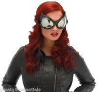 Cat Eye Goggles Black Big Costume Glasses Batman Catwoman Superhero Anime Mask
