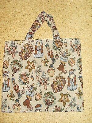 Stofftasche Einkaufstasche Stoffbeutel Handarbeit Schultertasche Geschenk Kugel