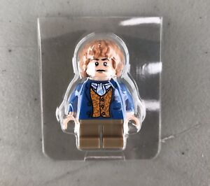 LEGO The Hobbit Bilbo Baggins Blue Coat Minifigure