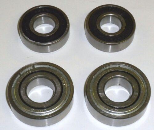 2 Sets Of Bearings Fit Mandrels 130794 /& 532130794