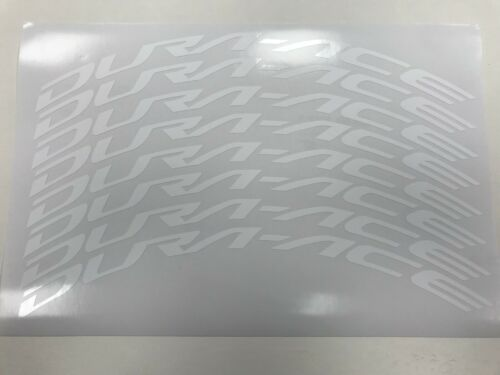 Dura-Ace C40 C60 35mm-60mm Wheel Decal stickers with Color Options