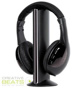 NEW-CREATIVE-BEATS-PURITY-OF-SOUND-TV-039-s-PC-039-s-DVD-MP3-PLAYERS-WIRELESS-HEADPHONES