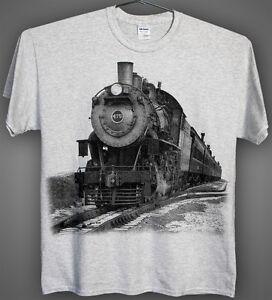 Steam-Train-Ash-Grey-T-shirt-Steam-Locomotive-475
