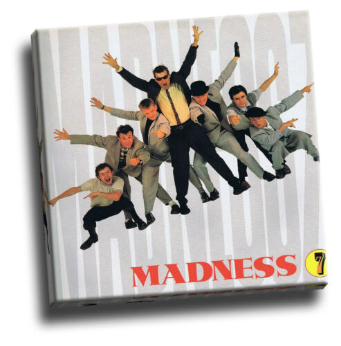 Madness 7 Giclee Canvas Album Cover Picture Art
