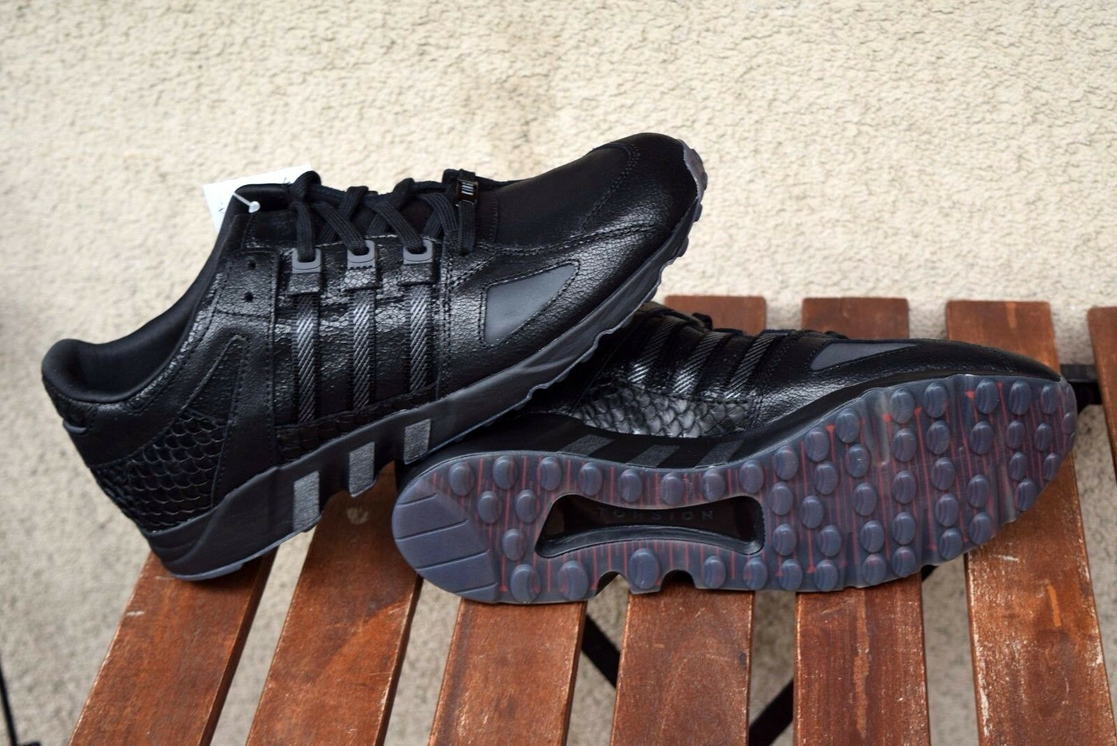 Adidas Equipment Guidance Running schwarz 48 Pusha T Tripple schwarz Running Aq7433 support 93 3057a4