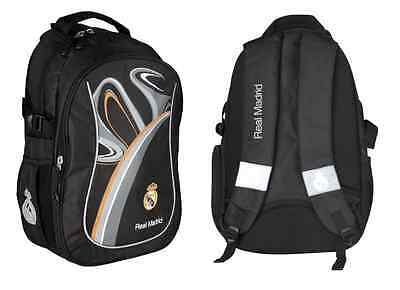REAL MADRID School Bag Backpack BOYS Kids licensed high quality ORGINAL OFFICIAL