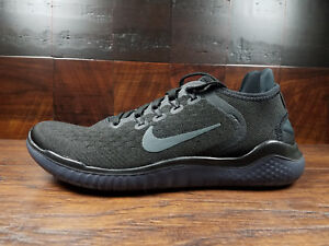 63d3dc9aa49 Nike Free Run 2018 (Black   Anthracite) Running  942837-002  Wmns Sz ...