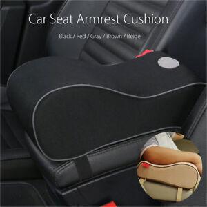 Details About Us Memory Foam Cushions Car Seat Cushion Armrest Center Console Pillow Pad Black