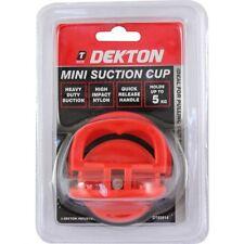 Nuevo Dekton Mini Taza de succión de aspiración de alto impacto de nylon de alta resistencia Manija de liberación