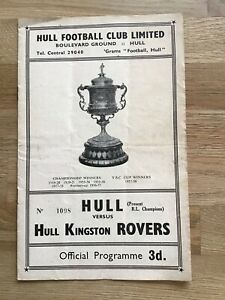 Hull-v-Hull-Kingston-Rovers-1958-59-Challenge-Cup-Third-Round