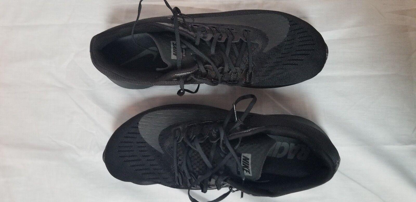 Nike Zoom Fly Men's Running shoes 880848 003 Black & Anthracite NIB  150