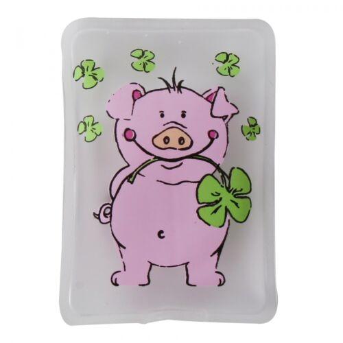 8 x Poches Chauffe-bonheur cochon poches Chauffage Hiver Froid Compresse