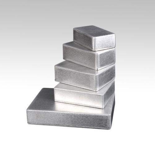 Caja de proyectos de electrónica de aluminio fundido a presión Estuche Instrumento de gabinete Impermeable