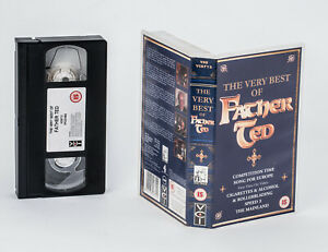 Details about The Very Best of FATHER TED, 4 Episodes, 118mins  1995 VHS  tape Cert 15