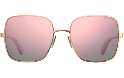 Polarizzato Occhiali Rosa Pld s Da 6060 Sole Eyr specchio 0j Polaroid Dorato CqrPwfCBH