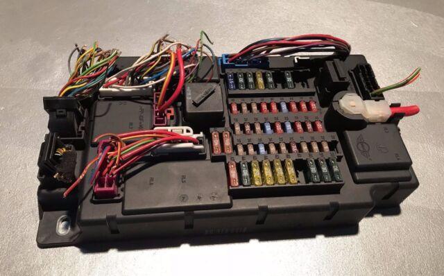 MINI One Cooper S R56 SAM Steuergerät Sicherungskasten 3450824