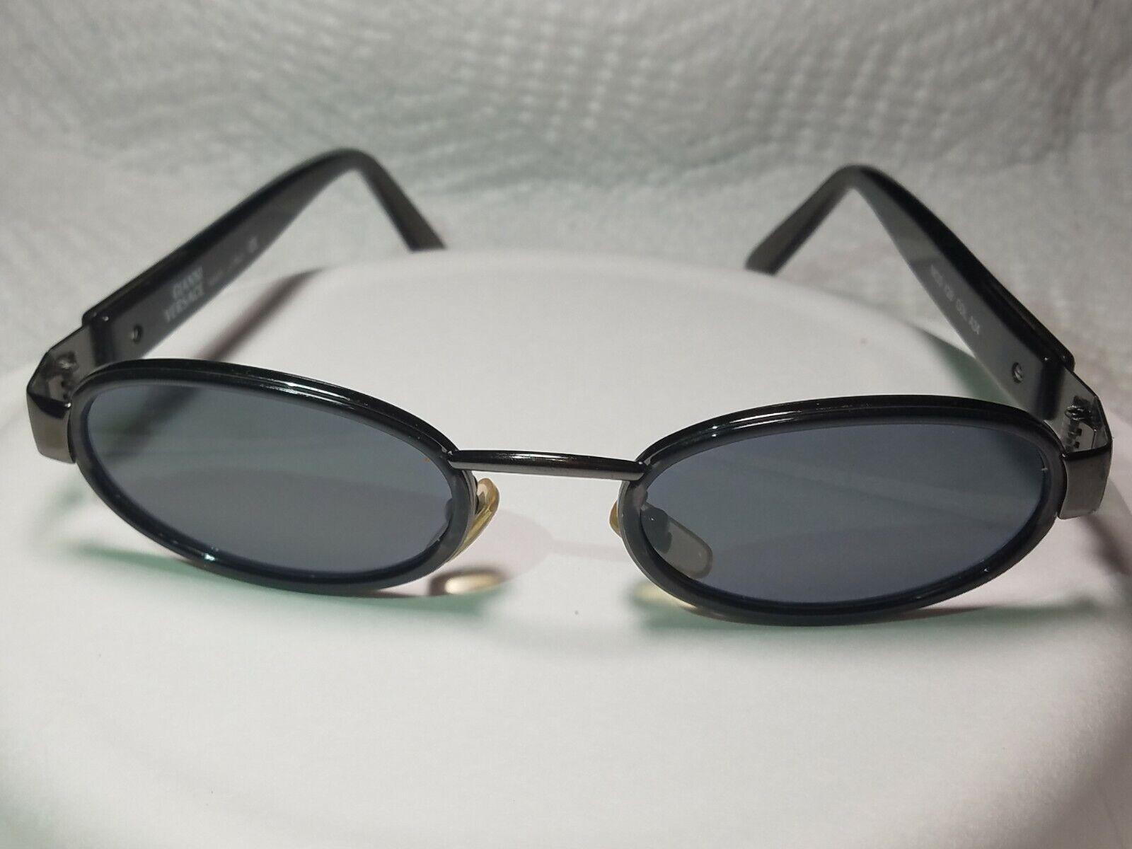Vintage Gianni Versace Sunglasses MedUSA Mod X28 … - image 3