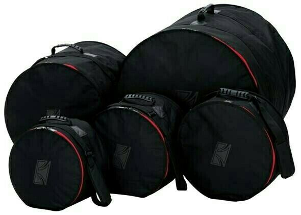 TAMA Drum Bag Set  Drum Bag Set - 22x18BD, 10 x6,5 & 12x7 (1bag) 14x14 16x16 FT