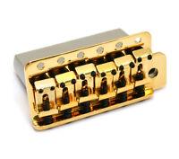 Fender Mexican Classic Gold Tremolo Block For Stratocaster/strat 005-3275-000