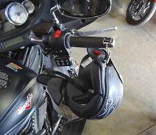 Lidlox Grip Tip Helmet Lock Pair for Victory, Chrome.