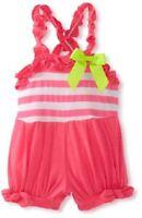Rare Editions Baby Girls Newborn Knit Romper 3m 3 Months