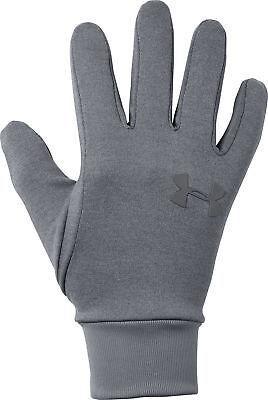Initiative Under Armour Liner 2.0 Running Gloves - Grey