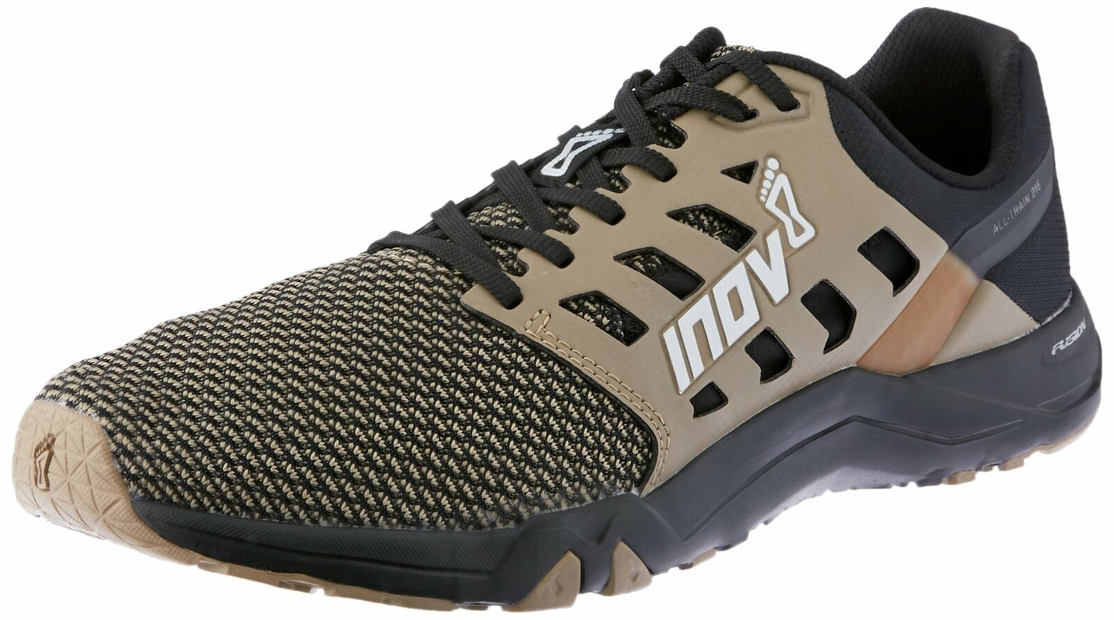 Inov-8 Mens All Train 215 Knit   Lightweight Cross Training Athletic shoes   for