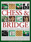 The Complete Step-by-step Guide to Chess and Bridge: How to Play, Winning Strategies, Rules and History by David Bird, John Saunders (Hardback, 2010)