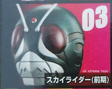 Masked Kamen Sky Rider Mask Collection Vol.4 Head Helmet 1/6 Display Stand # 03