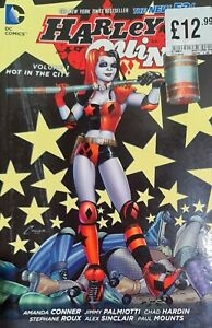 HARLEY-QUINN-HC-VOL-01-HOT-IN-THE-CITY-Harley-Quinn-Numbered-Palmiotti-4