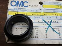 Omc Johnson Evinrude Trolling Motor Ring Adjustment Ring 115873