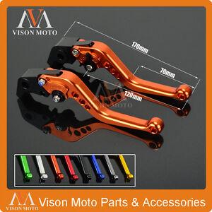 CNC-Short-Brake-Clutch-Levers-For-KTM-SMC-690-SMCR-Duke-Duke-690R-2012-2013
