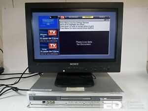 Sony-RDR-HX715-DVD-Recorder-Hard-Drive-HDD-Video-Recorder-DVR-Tuner-ORI