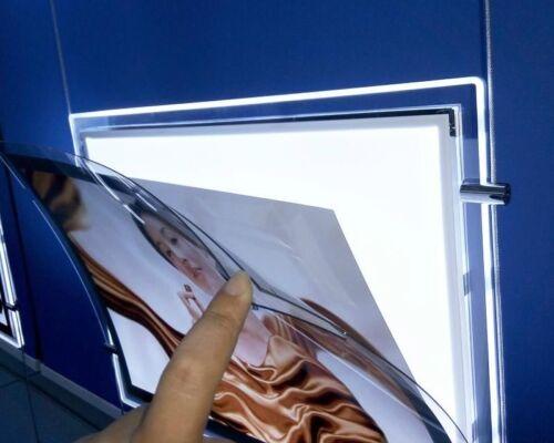 Rücken Film für Led Leuchttafeln A4//A3 Premium Back Beleuchtete Papier