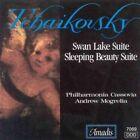 Tchaikovsky: Swan Lake, Sleeping Beauty Suites (CD, Oct-2000, Amadis)