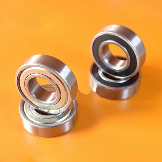 16-MM-ID 35-MM-OD 11-MM-WIDTH 2-SEALS BALL BEARING 6202-16-2-RS PACKS OF 5