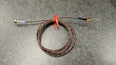 Makerbot Replicator 2 / 2X Thermocouple TC Type K STRANDED WIRE *USA MADE*