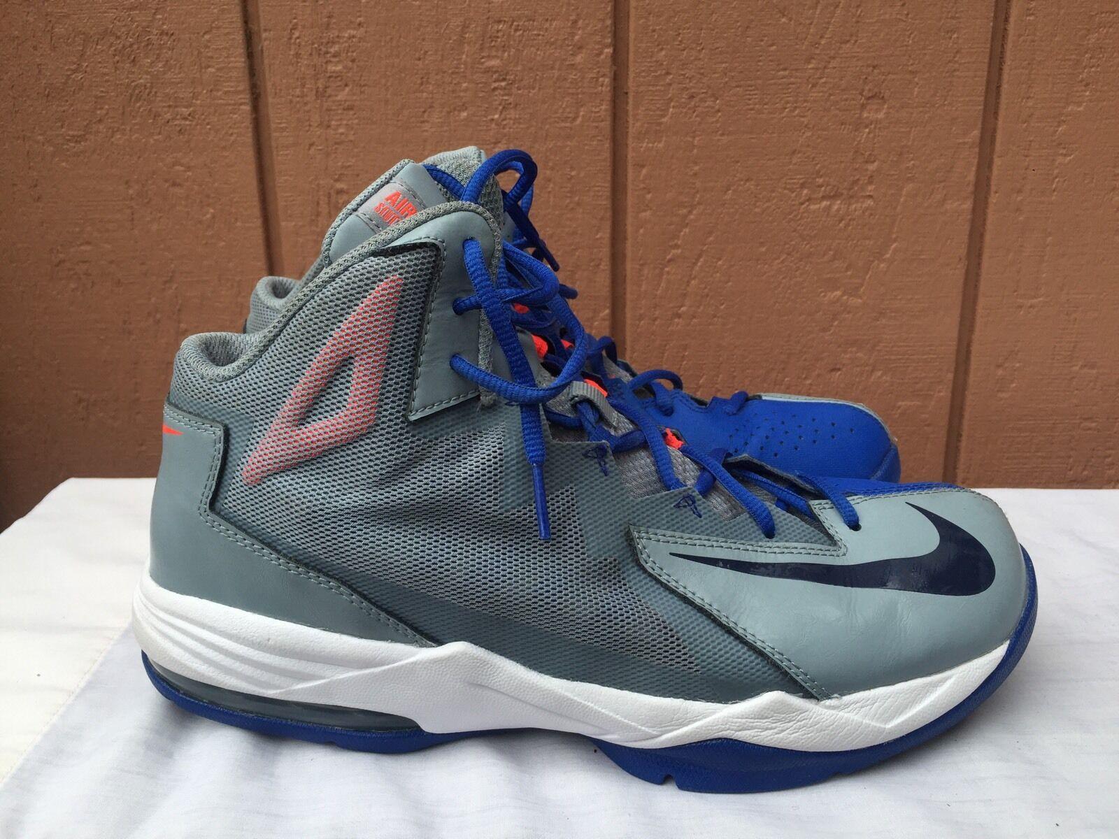 EUC hombre nike air max tartamudean paso 2 653455 zapatillas de baloncesto 653455 2 008 nosotros reduccion de precio 674122