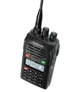 WOUXUN KG-UV2D RTX Dual Band Vhf/Uhf Batt. 1700MAH Auric.microf. 23005