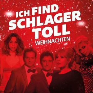 ICH-FIND-SCHLAGER-TOLL-WEIHNACHTEN-VANESSA-MAI-HELENE-FISCHER-2-CD-NEUF