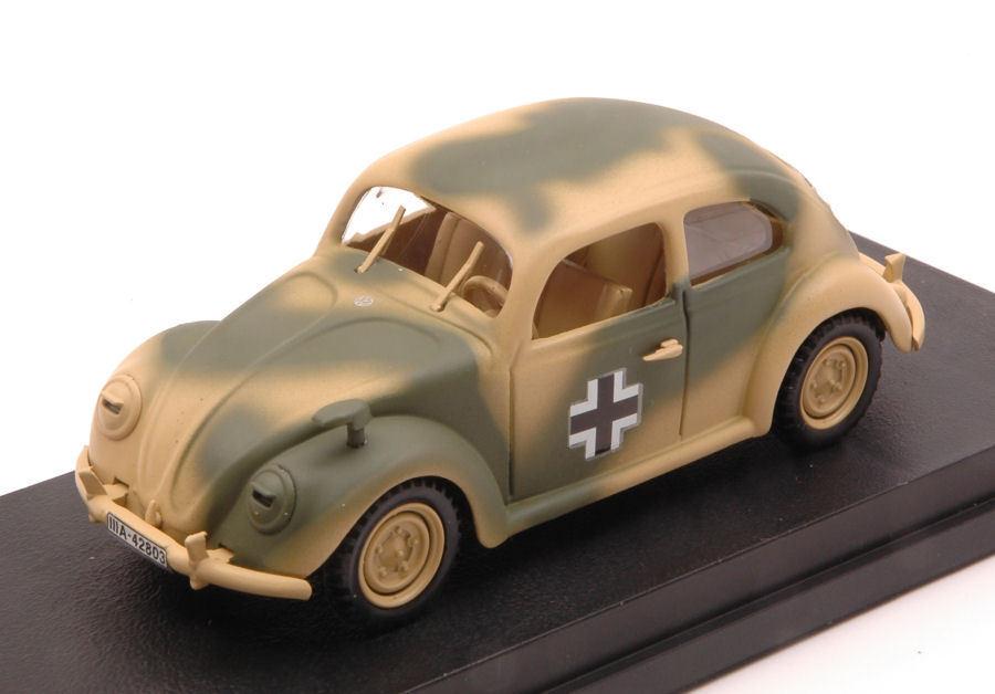 Volkswagen VW maligne Africa Corps 'Wehrmacht Edition' 1 43 Model rio4529 RIO