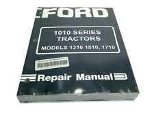 Ford 1310 1510 1710 Tractor Service Manual Repair Shop Book New Withbinder