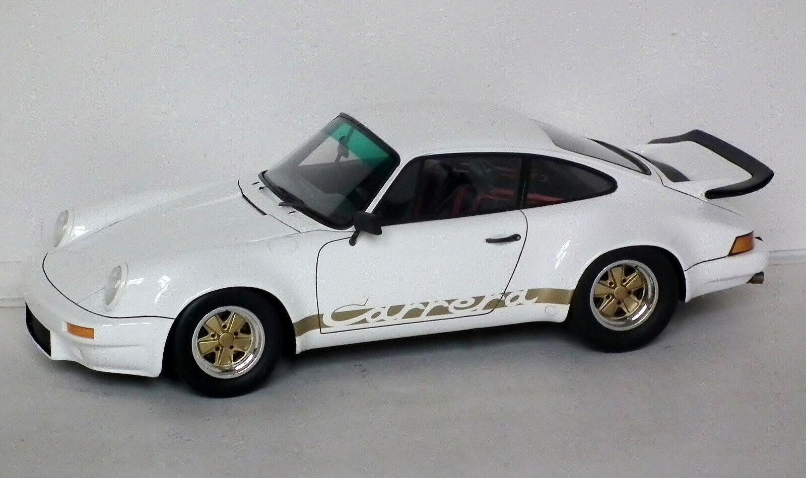 Spark Porsche 911 Carrera RS 3.0 1974 biancao 18S023 1 18 En Caja