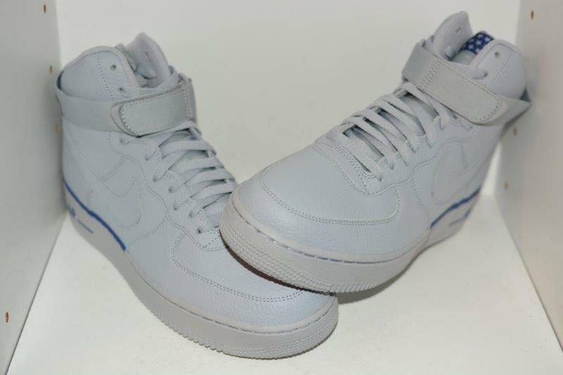 Nike air force 1 hi '07 herren - basketball - schuhe - mens größe 9.