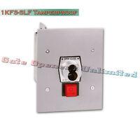 Mmtc - 1kfs-slf Interior Tamperproof Open-close Key Switch Flush Mount Stop