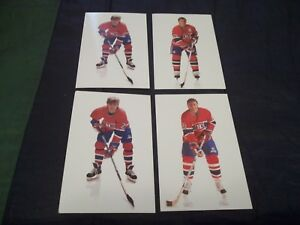 Montreal-Canadiens-Team-Issue-Postcards-you-choose-from-list