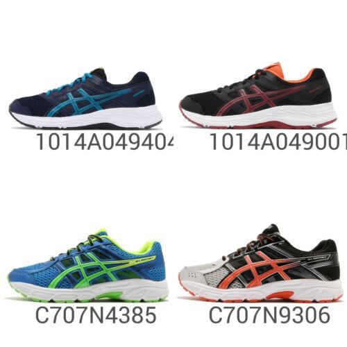 5 GS Womens Kids Girls Boys Running Shoes Pick 1 Asics Contend 4