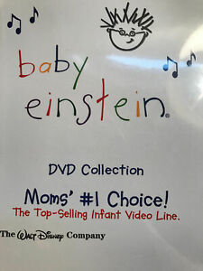BABY-EINSTEIN-26-DISC-DVD-SET-COLLECTION-NEW